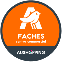 Centre Commercial Aushopping FACHES